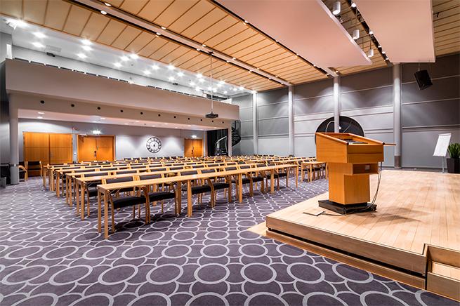 Storesal på Soria Moria Hotell og konferansesenter