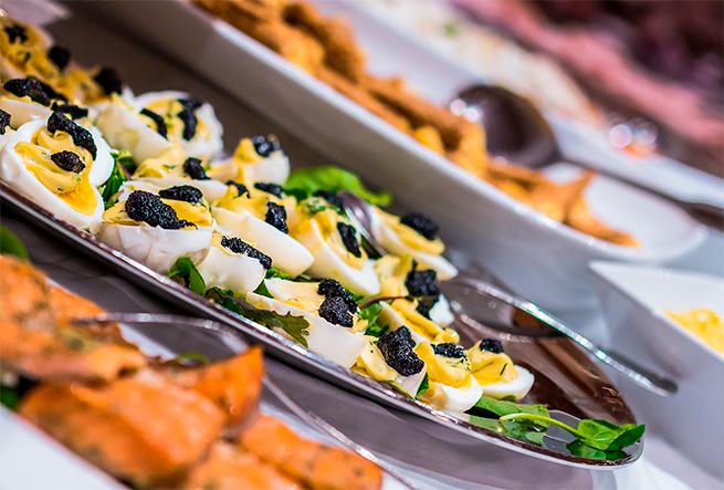 Soria Moria Hotell Restaurant Familiebuffet